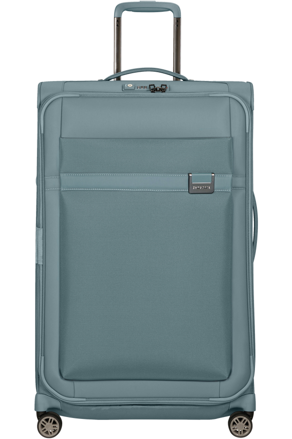 Samsonite Airea Spinner Expandable 78cm  Smoke Blue