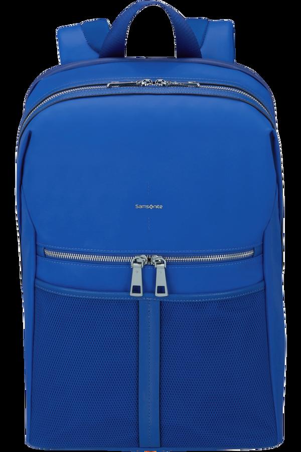 Samsonite Activ-Eight Zippered Backpack 15.6'  Bleu vif