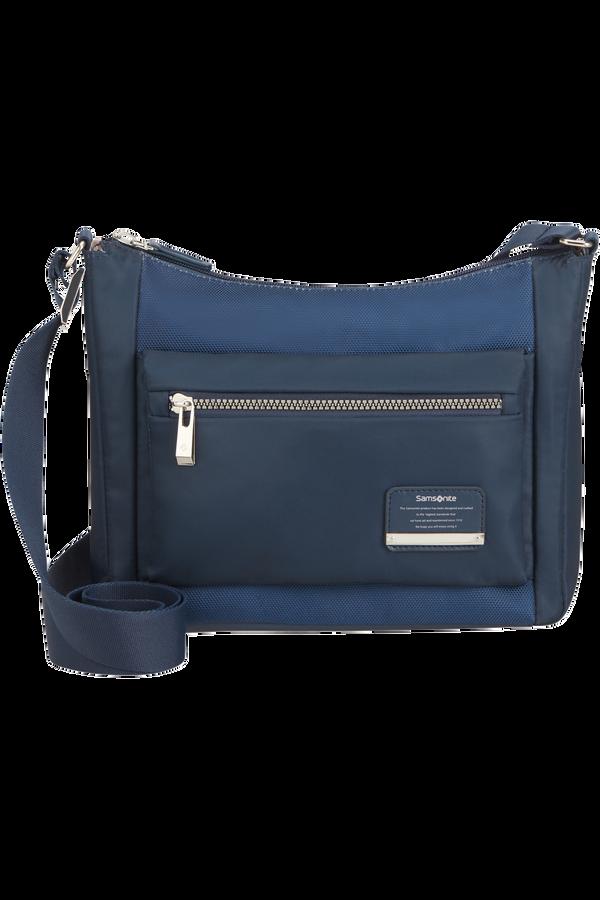 Samsonite Openroad Chic Shoulder Bag + 1 Pkt S  Bleu nuit