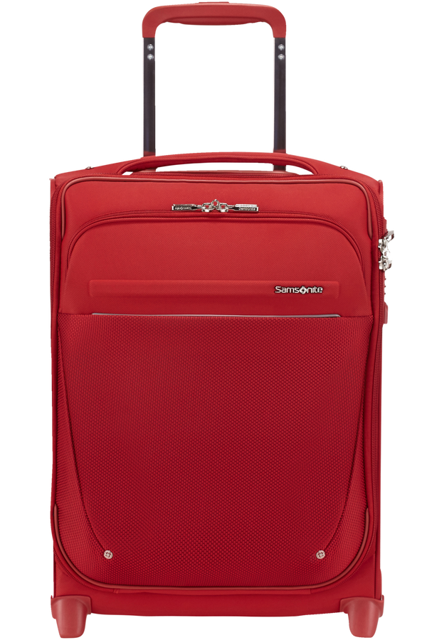 Samsonite B-Lite Icon Upright Underseater USB 45cm  Rouge