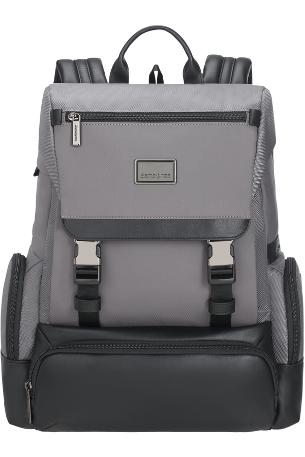 Samsonite Waymore Laptop Backpack Flap  15.6inch Gris