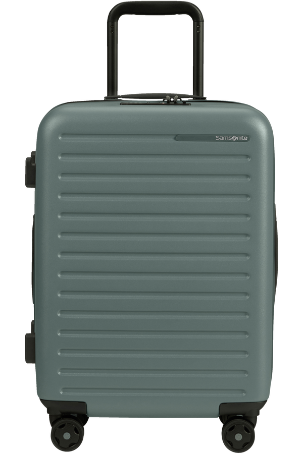 Samsonite Stackd Spinner Expandable 55cm  Forest