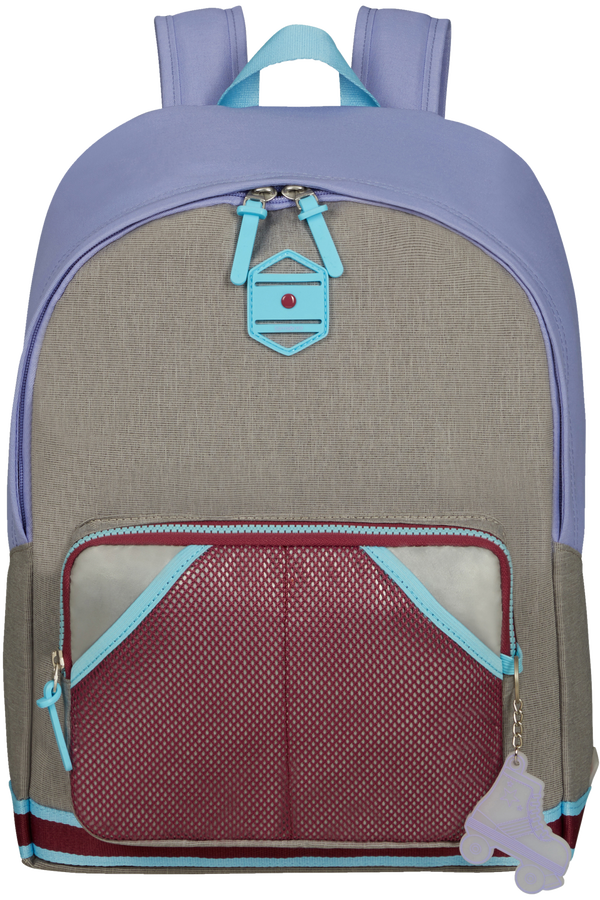 Samsonite Sam School Spirit Backpack L  Lilac Dream