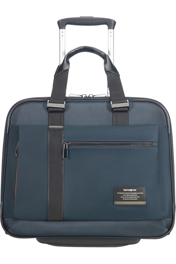 Samsonite Openroad Rolling Tote  15.6inch Space Blue