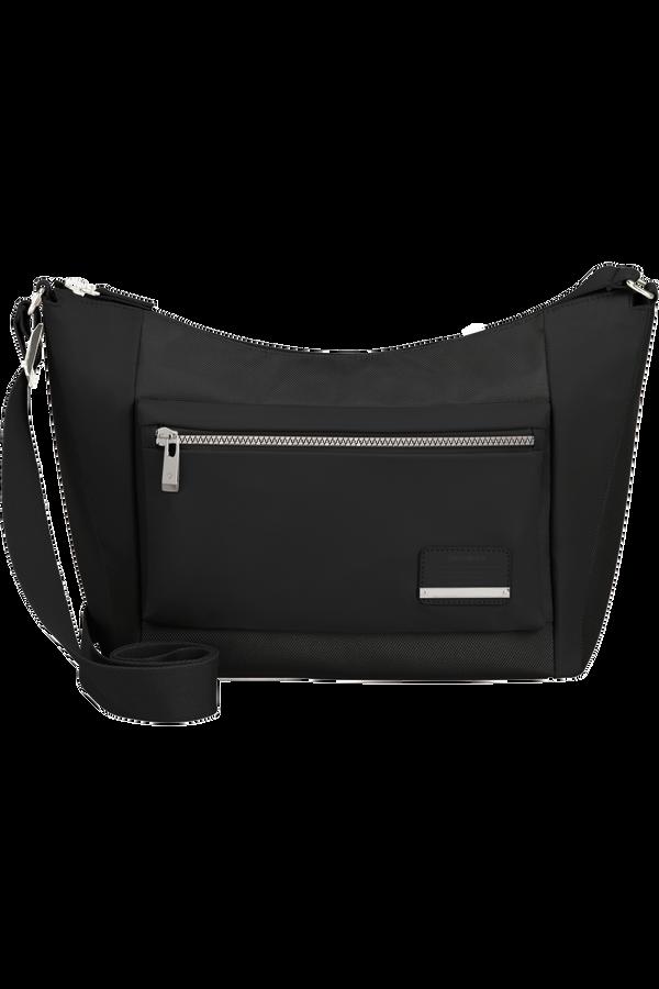 Samsonite Openroad Chic Shoulder Bag + 2 Pkts M  Noir