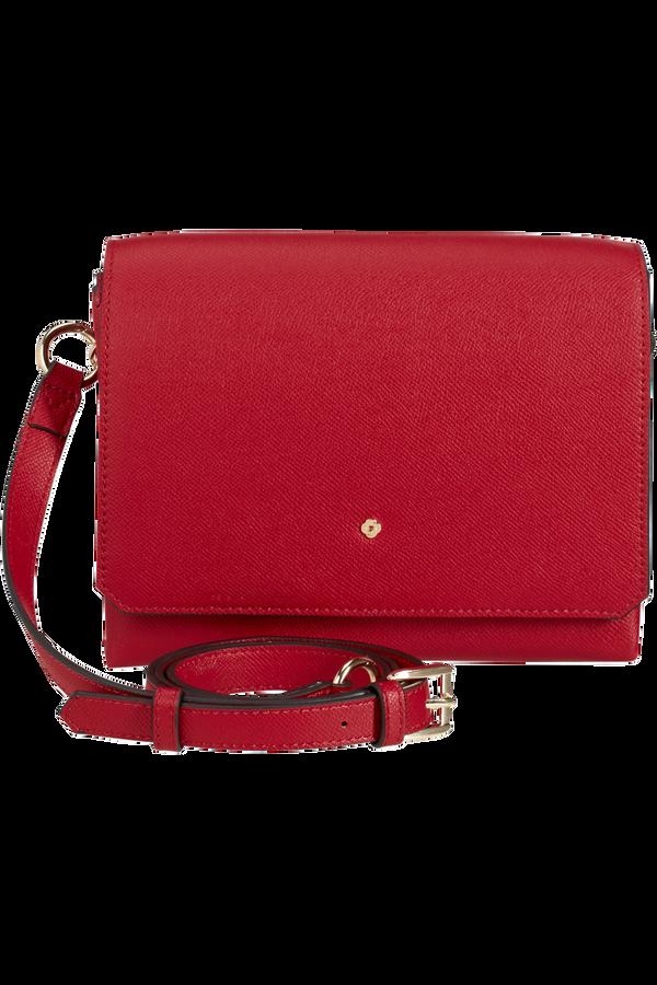 Samsonite Seraphina 2.0 Shoulder bag + flap  Tomato Red