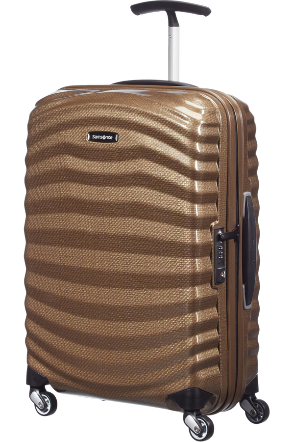 Samsonite Lite-Shock Spinner 55cm Sable