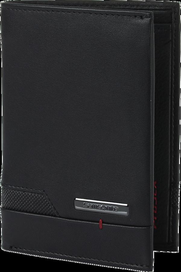 Samsonite Pro-Dlx 5 Slg 109 - W S 4CC+HFL+2W+2C  Noir