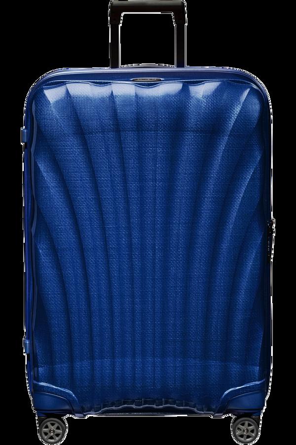 Samsonite C-Lite Spinner 75cm  Bleu profond