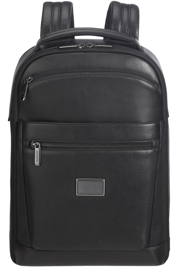 Samsonite Waymore Lth Laptop Backpack  14.1inch Noir