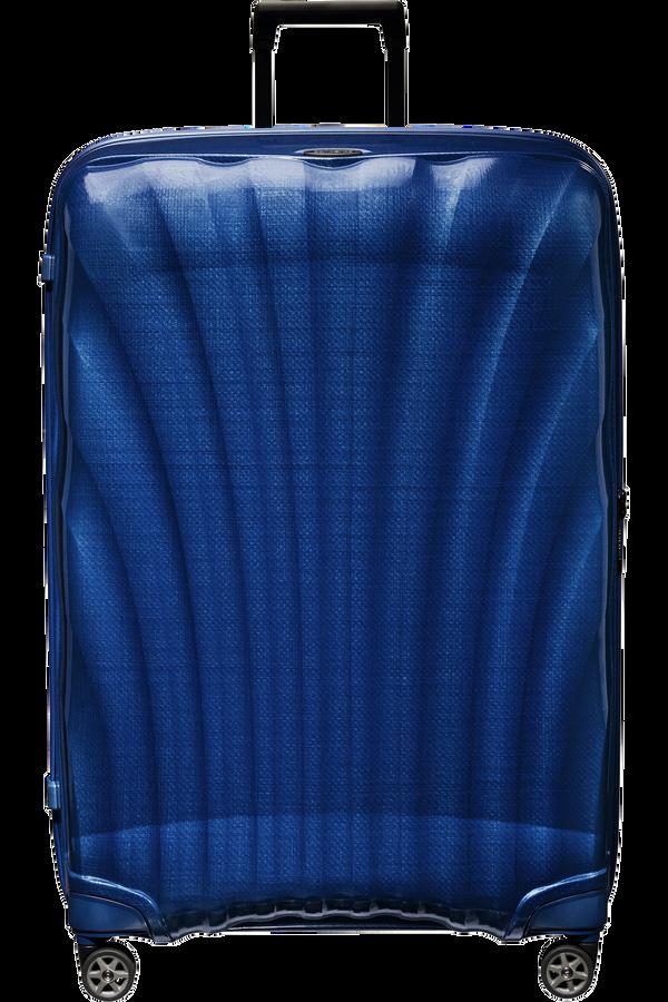 Samsonite C-Lite Spinner 86cm  Bleu profond