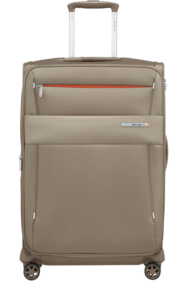 Samsonite Duopack Spinner Exp 1 Frame 67cm  Sable
