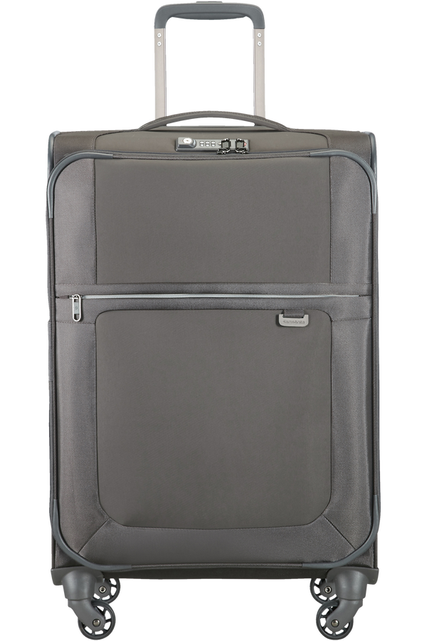 Samsonite Uplite Spinner extensible 67cm Gris