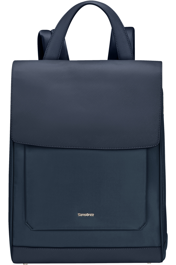 Samsonite Zalia 2.0 Backpack with Flap 14.1'  Bleu nuit