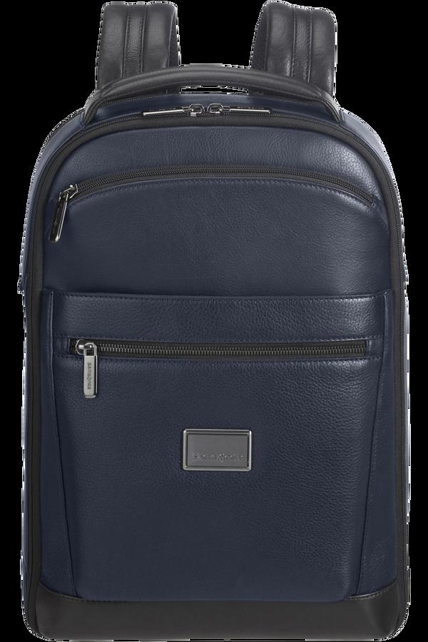Samsonite Waymore Lth Laptop Backpack  14.1inch Bleu