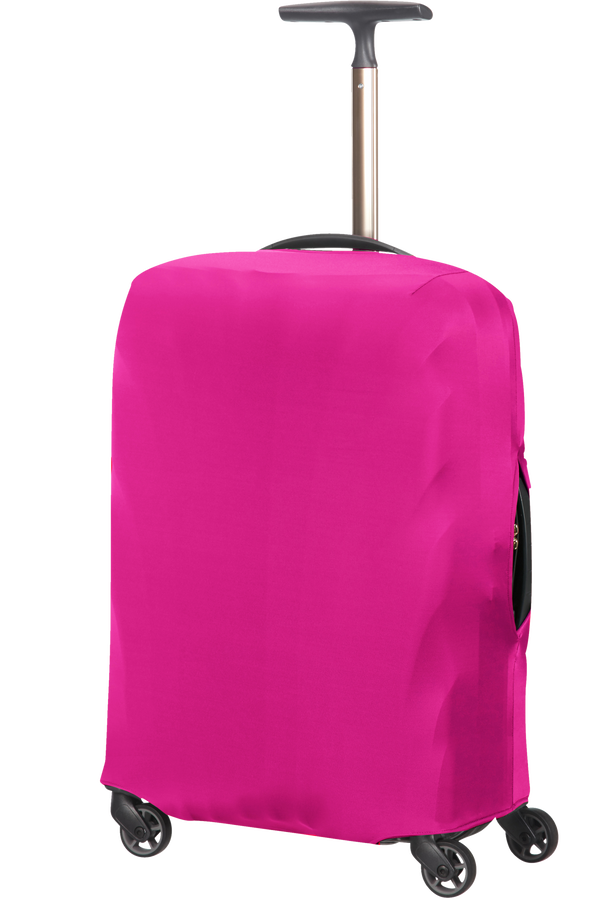 Samsonite Global Ta Lycra Luggage Cover S Deep Pink