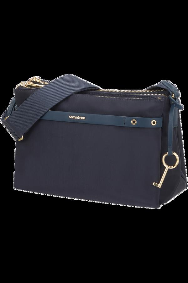Samsonite Skyler Pro Travel Shoulder Bag  Blue Depth