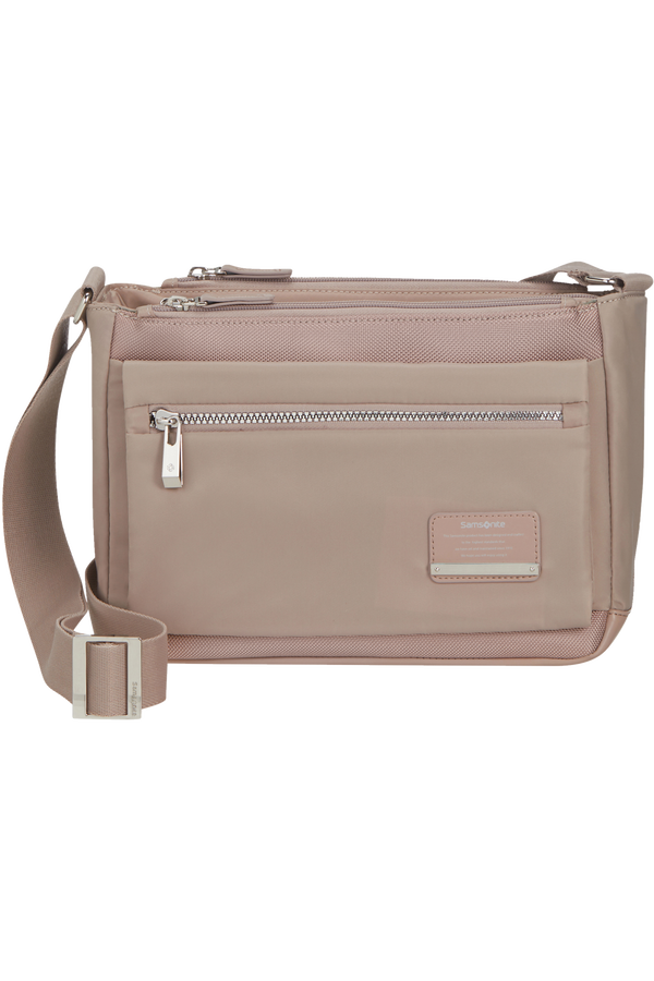 Samsonite Openroad Chic Horiz. Shoulder Bag  Rose