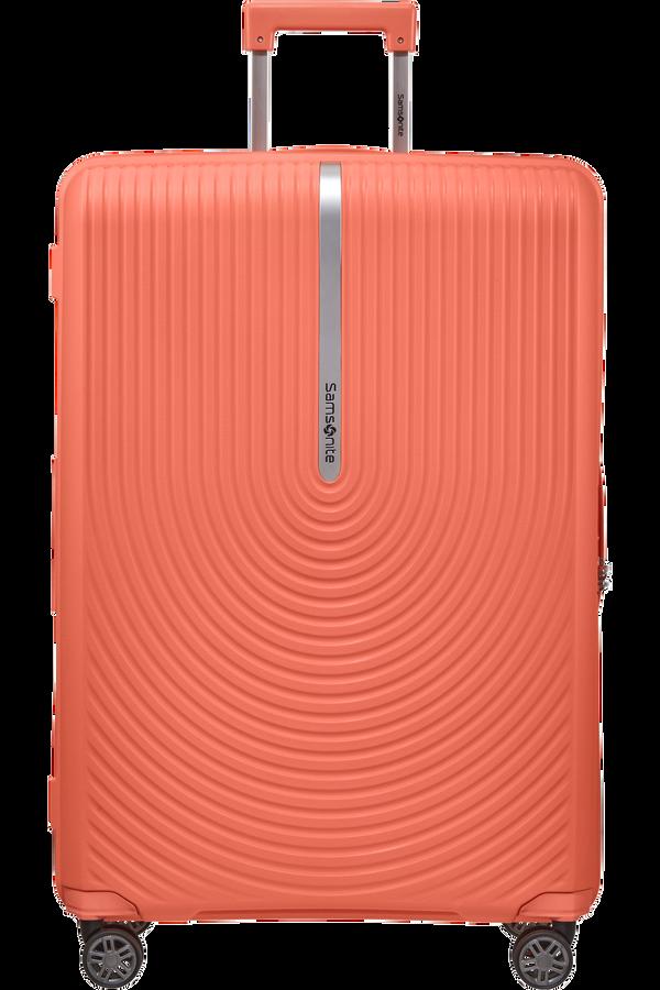 Samsonite Hi-Fi Spinner Expandable 75cm  Bright Coral