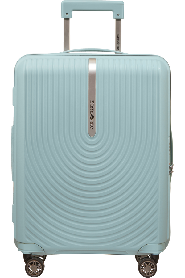 Samsonite Hi-Fi Spinner Expandable 55cm  Bleu ciel