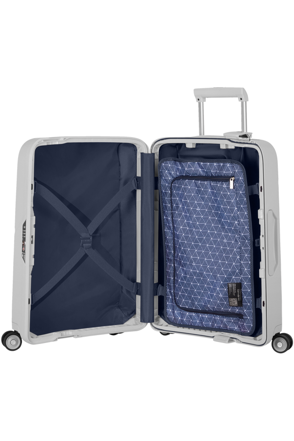 Samsonite Magnum Spinner 55cm  Gris clair