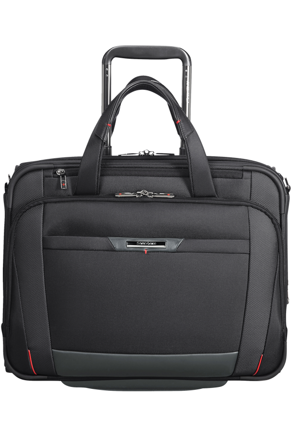 Samsonite Pro-Dlx 5 Business Case WH Expandable  39.6cm/15.6inch Noir
