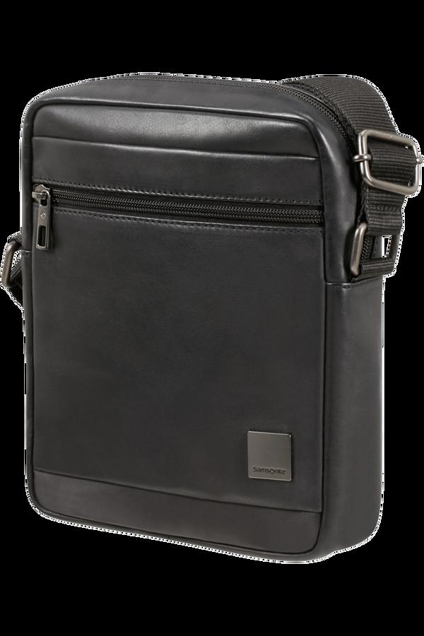Samsonite Hip-Square Lth Tablet Crossover M  7.9inch Noir