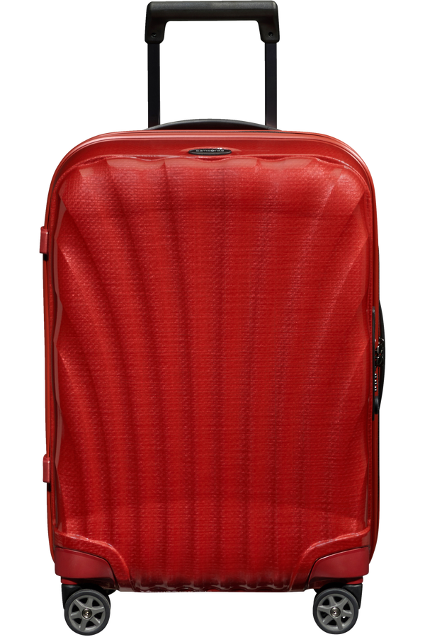 Samsonite C-Lite Spinner 55cm  Rouge piment