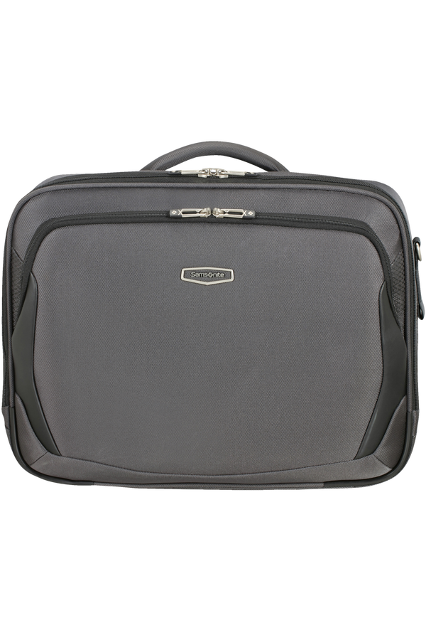 Samsonite X'blade 4.0 Laptop Shoulder Bag  gris / noir