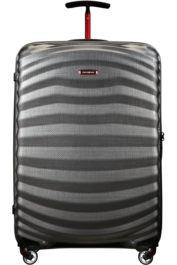 Samsonite Lite-Shock Sport Spinner 75cm  Eclipse Grey/Red