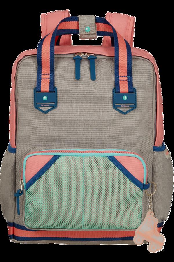 Samsonite Sam School Spirit Backpack M  Bubble Gum Pink