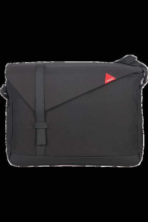 Samsonite Willace Messenger bag  15.6inch Noir