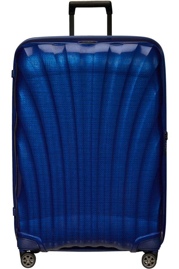 Samsonite C-Lite Spinner 81cm  Bleu profond