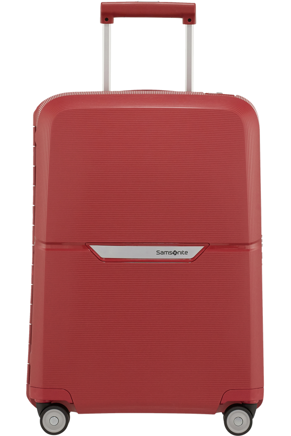 Samsonite Magnum Spinner 55cm  Rust Red