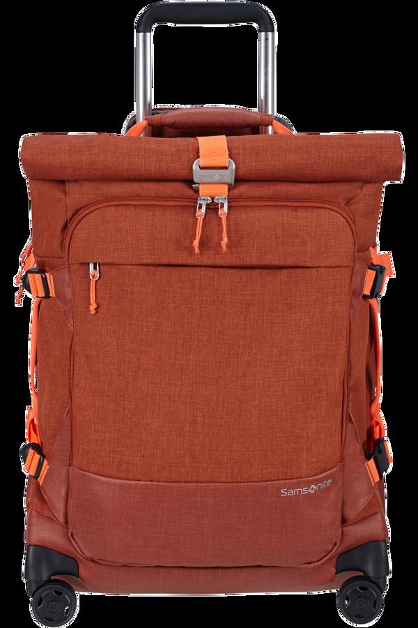 Samsonite Ziproll Spinner Duffle 55/20  Orange