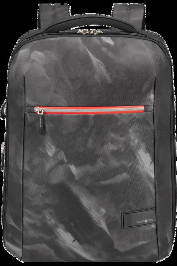 Samsonite Litepoint Laptop Backpack 15.6'  Storm Cloud/Crimson