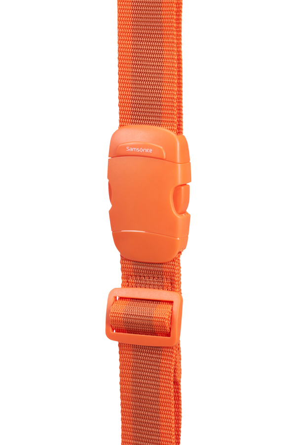 Samsonite Global Ta Luggage Strap 38mm Orange