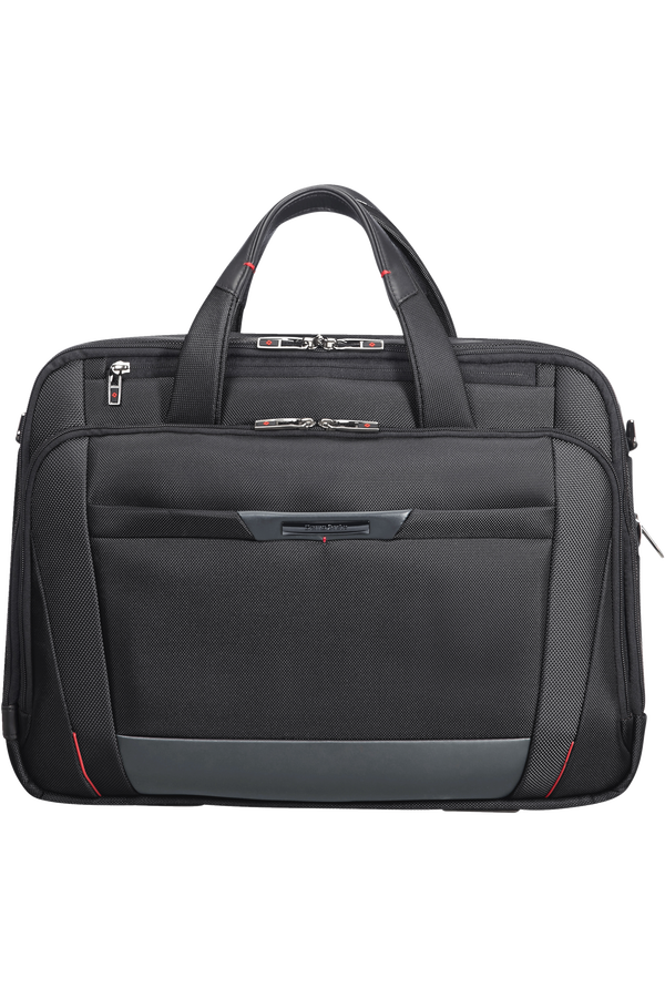 Samsonite Pro-Dlx 5 Laptop Bailhandle Expandable  43.9cm/17.3inch Noir