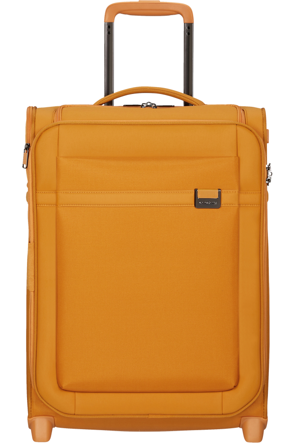 Samsonite Airea Upright Expandable Toppocket 55cm  Honey Gold