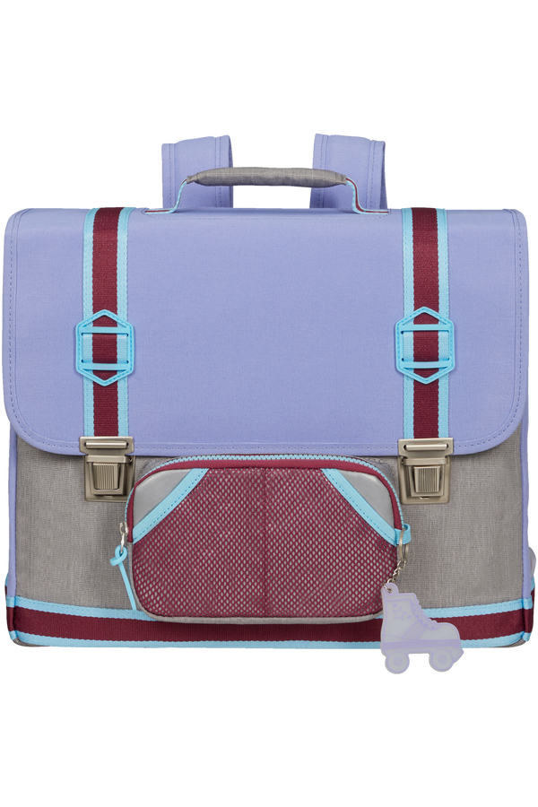 Samsonite Sam School Spirit Schoolbag M  Lilac Dream