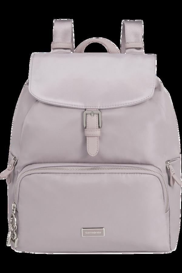 Samsonite Karissa 2.0 Backpack 3 Pockets 1 Buckle  Violet
