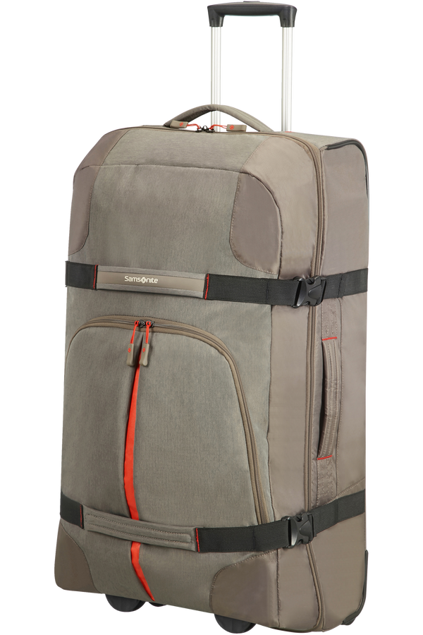 Samsonite Rewind Duffle with wheels 82cm Taupe