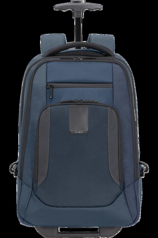 Samsonite Cityscape Evo Laptop Backpack with Wheels  15.6inch Bleu