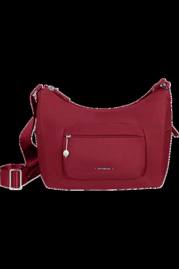 Samsonite Move 3.0 Shoulder Bag + 1 Pocket S  Rouge automne