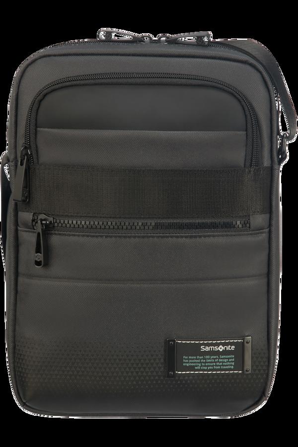 Samsonite Cityvibe 2.0 Tablet Crossover Bag  9.7inch Jet noir