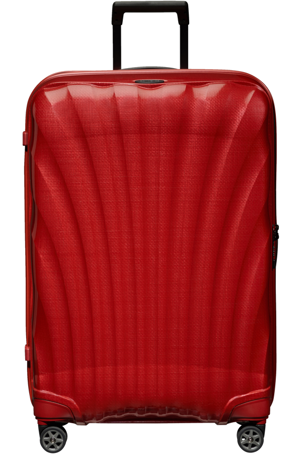 Samsonite C-Lite Spinner 75cm  Rouge piment
