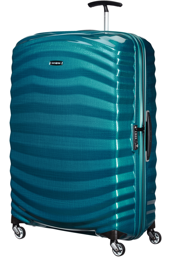 Samsonite Lite-Shock Spinner 81cm Bleu pétrole