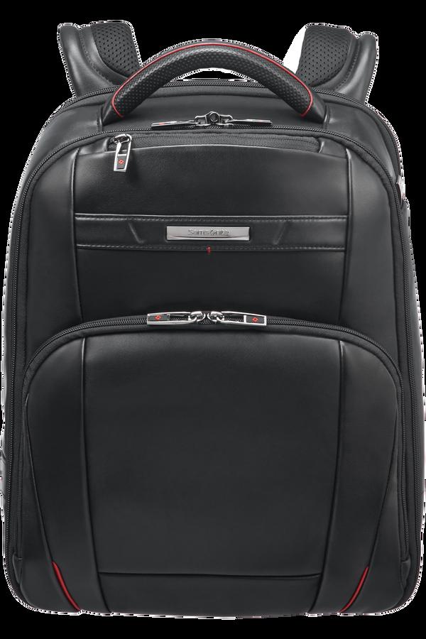 Samsonite Pro-Dlx 5 Lth Laptop Backpack  14.1inch Noir