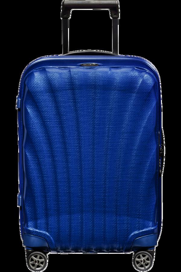 Samsonite C-Lite Spinner 55cm  Bleu profond