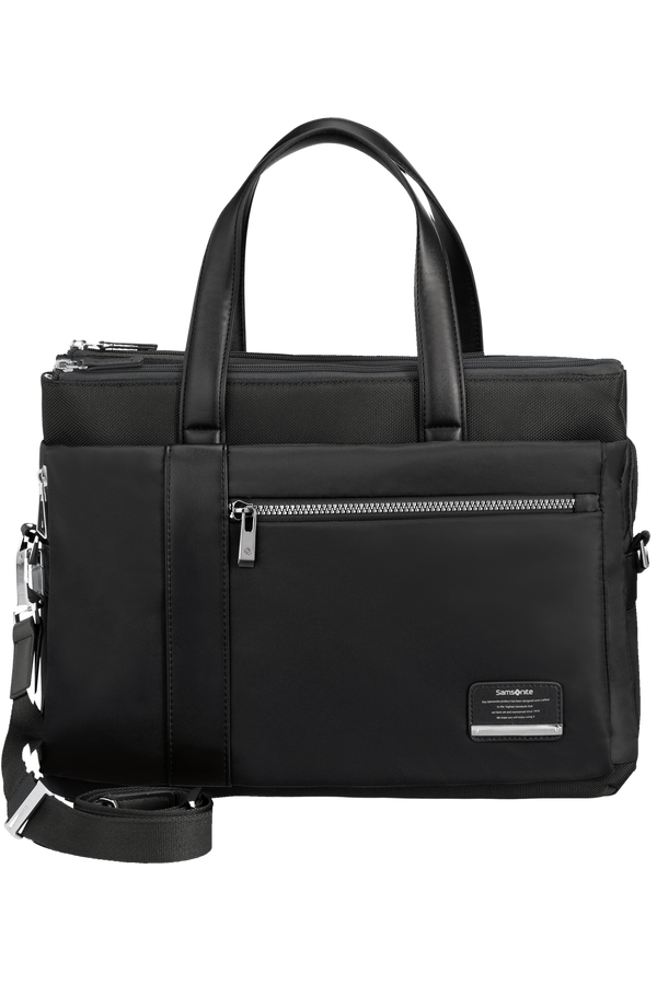 Samsonite Openroad Chic Org. Bailhandle  14.1inch Noir